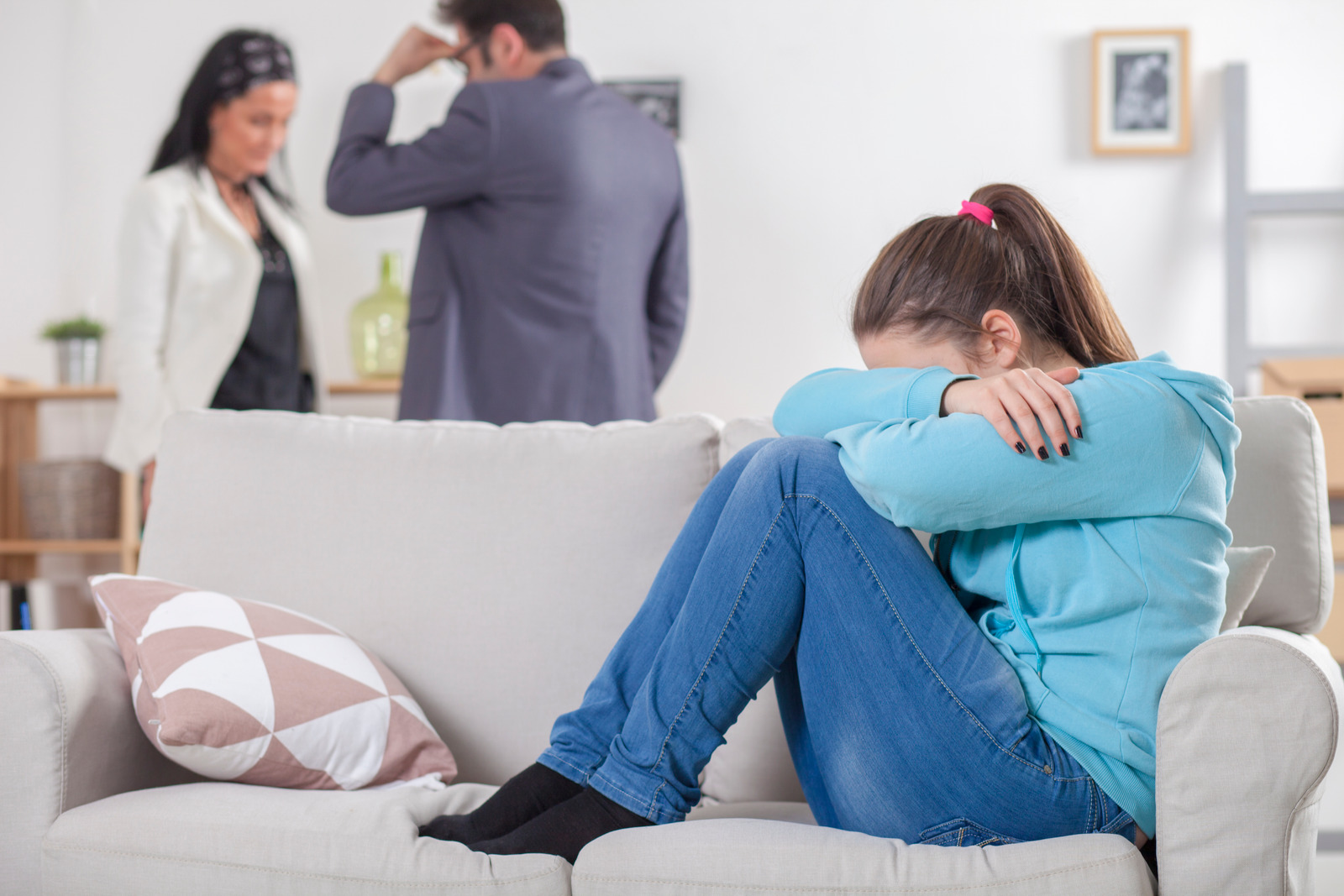 Understanding the impact separation and divorce has on your teens