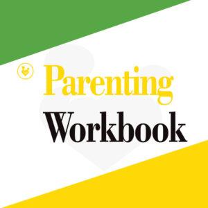 Parenting workbook for divorce cover
