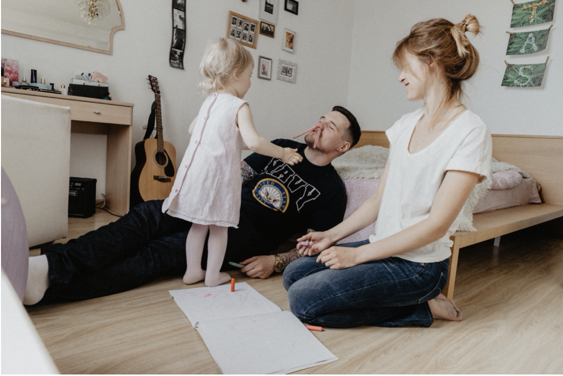 How to positively & effectively co-parent during difficult times