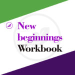 New beginnings workbook cover