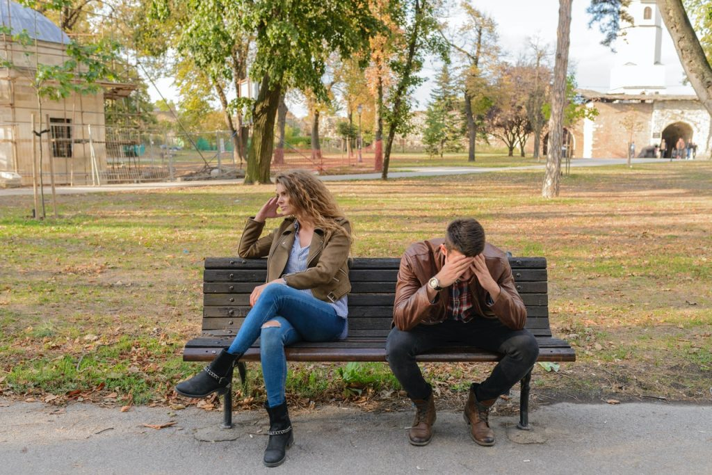 What are the signs that your relationship is over?